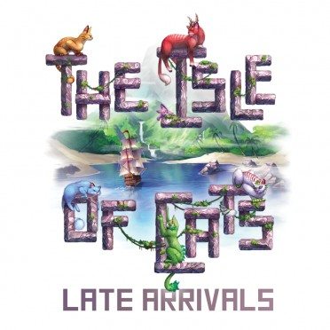 The Isle of Cats : Late Arrivals