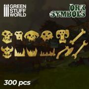 Ork Runes and Symbols