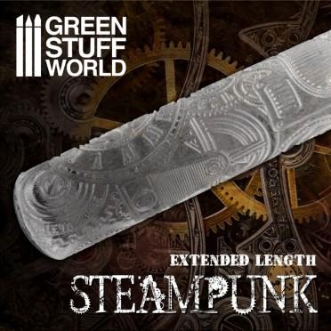 Rouleau texturé - Steampunk