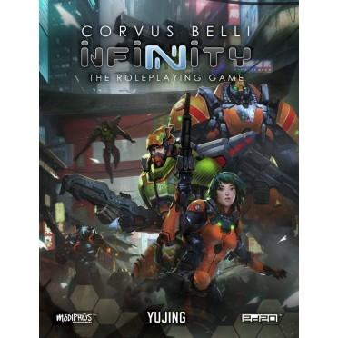 Infinity RPG - Yu Jing