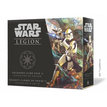 Star Wars : Légion - Soldats Clone de Phase II