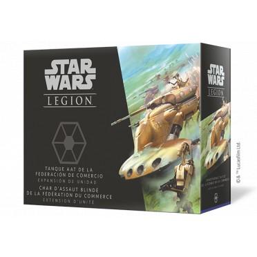 Star Wars : Légion - Char d'Assaut Blindé de la Fédération du Commerce