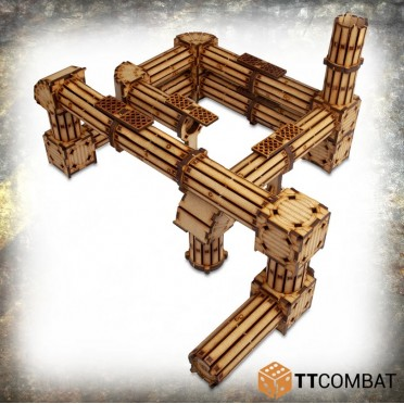 Sector 4 - Pipelines