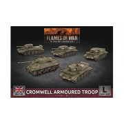 Flames of War - Cromwell Armoured Troop