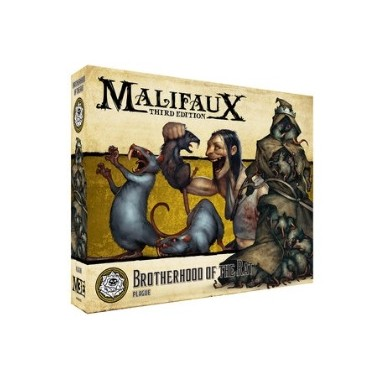 Malifaux - the Outcasts - Brotherhood of the Rat