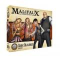 Malifaux - the Ten Thunders - Dark Dealings 0