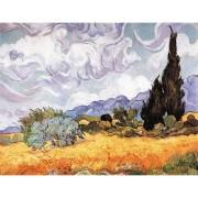 Puzzle - Vincent Van Gogh - Les Blés Jaunes-1000 pièces