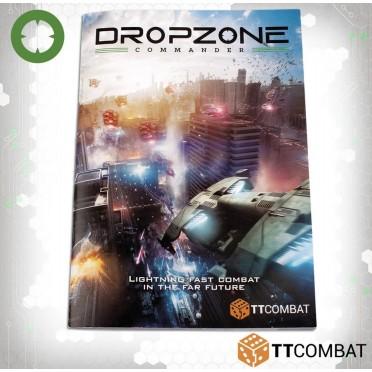 Dropzone Commander - Rulebook