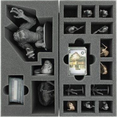 Foam Tray : Imperial Assault - Jabba's Realm