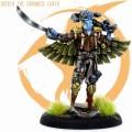 Drowned Earth - Bluewing, Wayfarer Mech 1