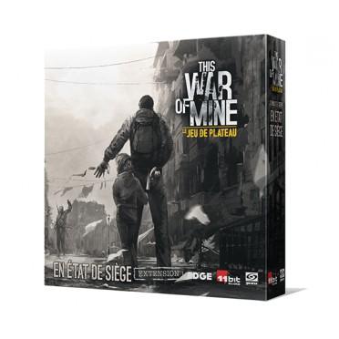 This War Of Mine : Le Jeu De Plateau - En État de Siège