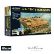 Bolt Action - German - SD.Kfz 251/7 D Pionierwagen