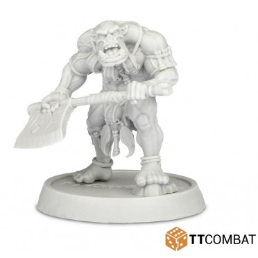 Feral Orc Chief