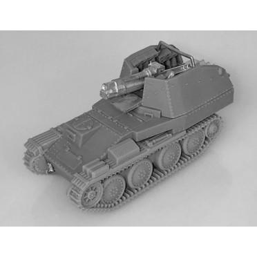 Bolt Action - German - Grille Ausf K