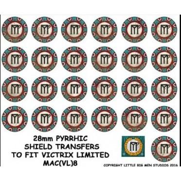 Macedonian Pyrrhic Shield transfers 8 (Victrix) (copie)