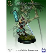 Bushido - Ito Clan - Jade Mamba Guard A