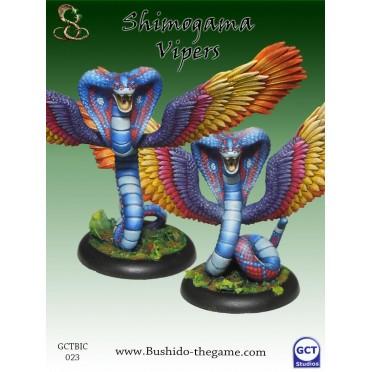Bushido - Ito Clan - Shimogama Vipers