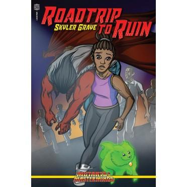 Mutants & Masterminds - Roadtrip to Ruin