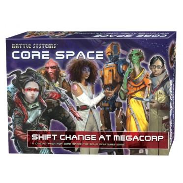 Core Space - Core Space Shift Change at MegaCorp