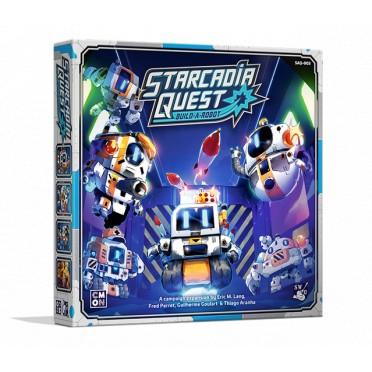 Starcadia Quest : Build-A-Robot