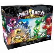 Power Rangers : Heroes of the Grid : Zeo Ranger Pack