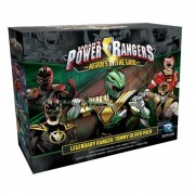 Power Rangers : Heroes of the Grid Legendary Ranger : Tommy Oliver Pack