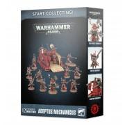 W40K : Start Collecting - Adpetus Mechanicus