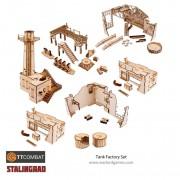 Stalingrad - Tank Factory Set