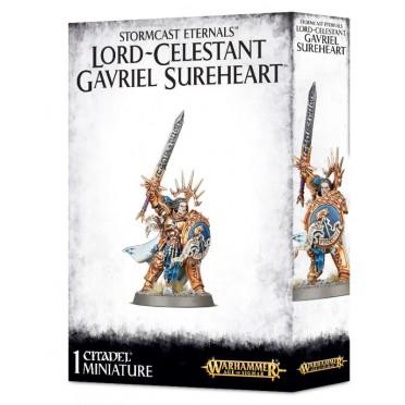 Age of Sigmar : Order - Lord Celestant Gavriel Sureheart
