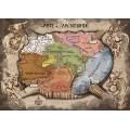 Les Apprentis Sorciers - Carte du Monde 0