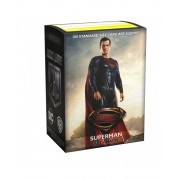 100 Matte Art Sleeves - Justice League Superman