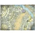 Terrain Mat Mousepad - Realm of Light - 90x90 2