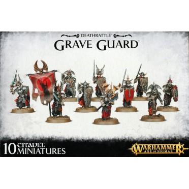 Age of Sigmar : Death - Grave Guard
