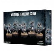 W40K : Astra Militarum - Militarum Tempestus Scions