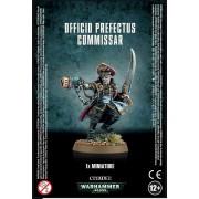 W40K : Astra Militarum - Officio Prefectus Commissar