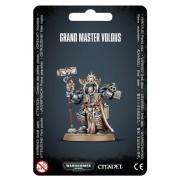 W40K : Adeptus Astartes Grey Knight - Great Master Voldus