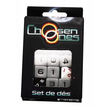 Chosen Ones - Set de dés