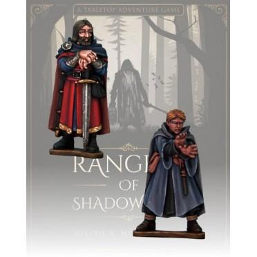 Rangers of Shadow Deep - Lord Arklin & Nesra
