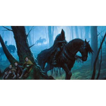 Lord of the Rings LCG - UNIT The Black Riders Playmat