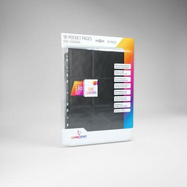 Sideloading  18-Pocket Pages 10 pcs pack