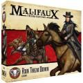 Malifaux 3E - Guild - Run them Down 0