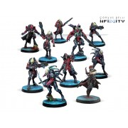 Infinity - Combined Army - Shasvastii Action Pack