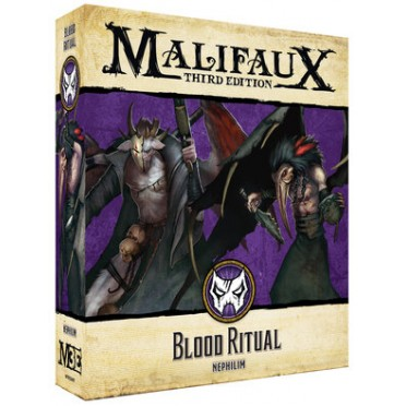 Malifaux 3E - Neverborn - Hooded Rider