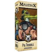 Malifaux 3E - Bayou - Pig Trouble