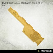 "Dvergr Commando Battle Ruler 9"" [HDF]"