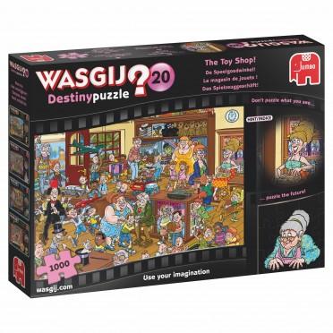 Puzzle Wasgij Destiny 21 – 1000 pièces