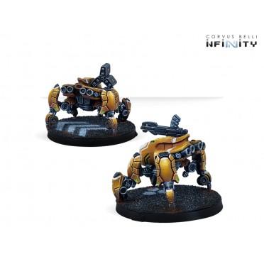 Infinity - Yu Jing - Yaokong Remotes Pack