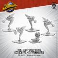 Monsterpocalypse - Destroyers - Scorchers & Exterminatrix 0