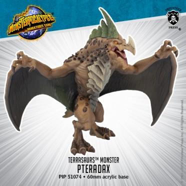 Monsterpocalypse - Destroyers - Pteradax