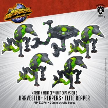 Monsterpocalypse - Destroyers - Tharsis-5